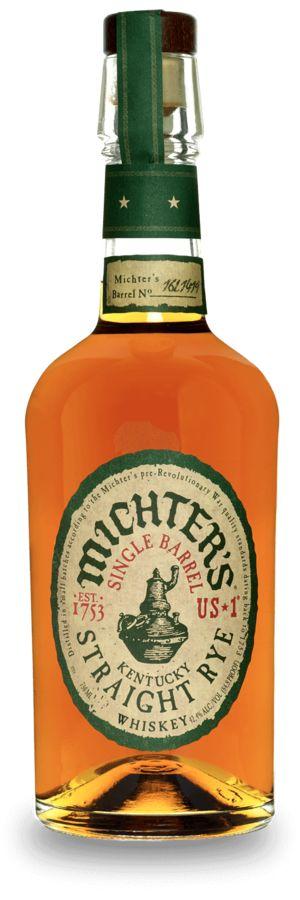 Michter's Single Barrel Straight Rye 750ml