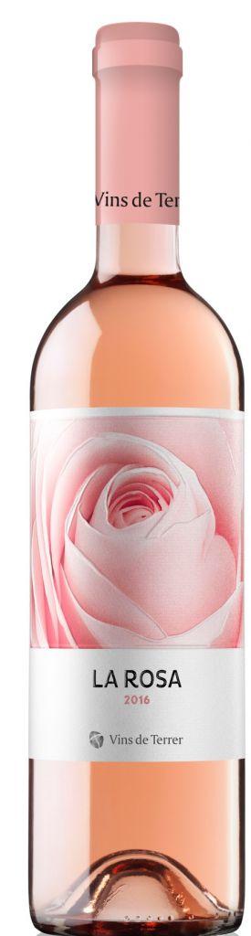 Vins de Terrer La Rosa Rose