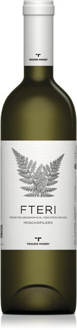 Troupis Winery Fteri Moschofilero