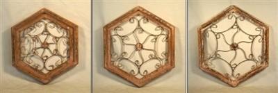 Hexagon Window Large