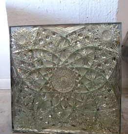 "12"" Large Square Turkish Crystal Tiles"