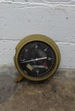 Vintage Ship Speed Gauge