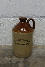 Medium Ceramic Bottle