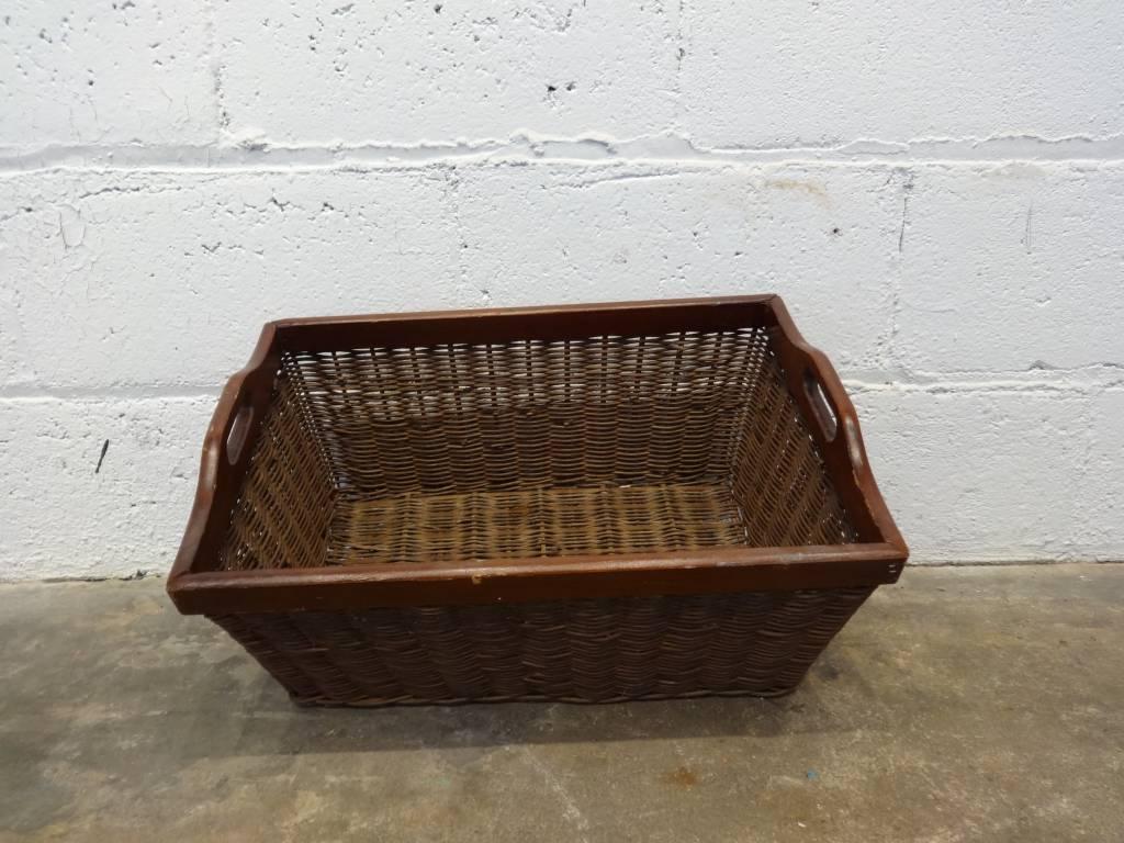 Rectangular Woven Basket