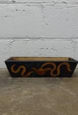 Narrow Painted Box