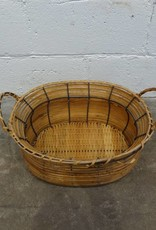 Oval Basket w Handles