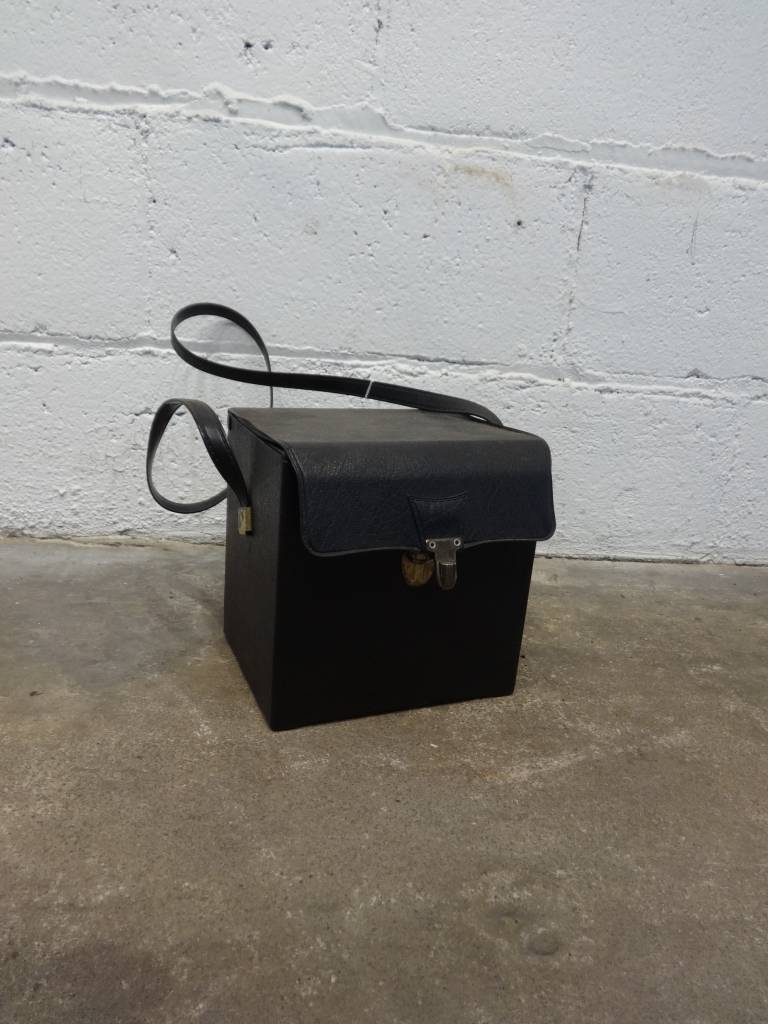 Vintage Polaroid Camera Case