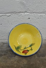 Small Spanish Yellow Bowl