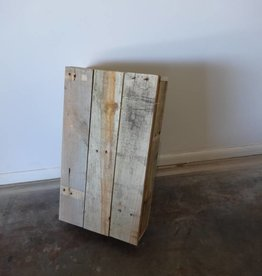 Salvaged Wooden Crate