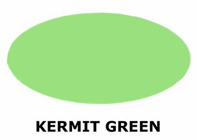 Chalk Paint - Kermit's Green 1 Quart