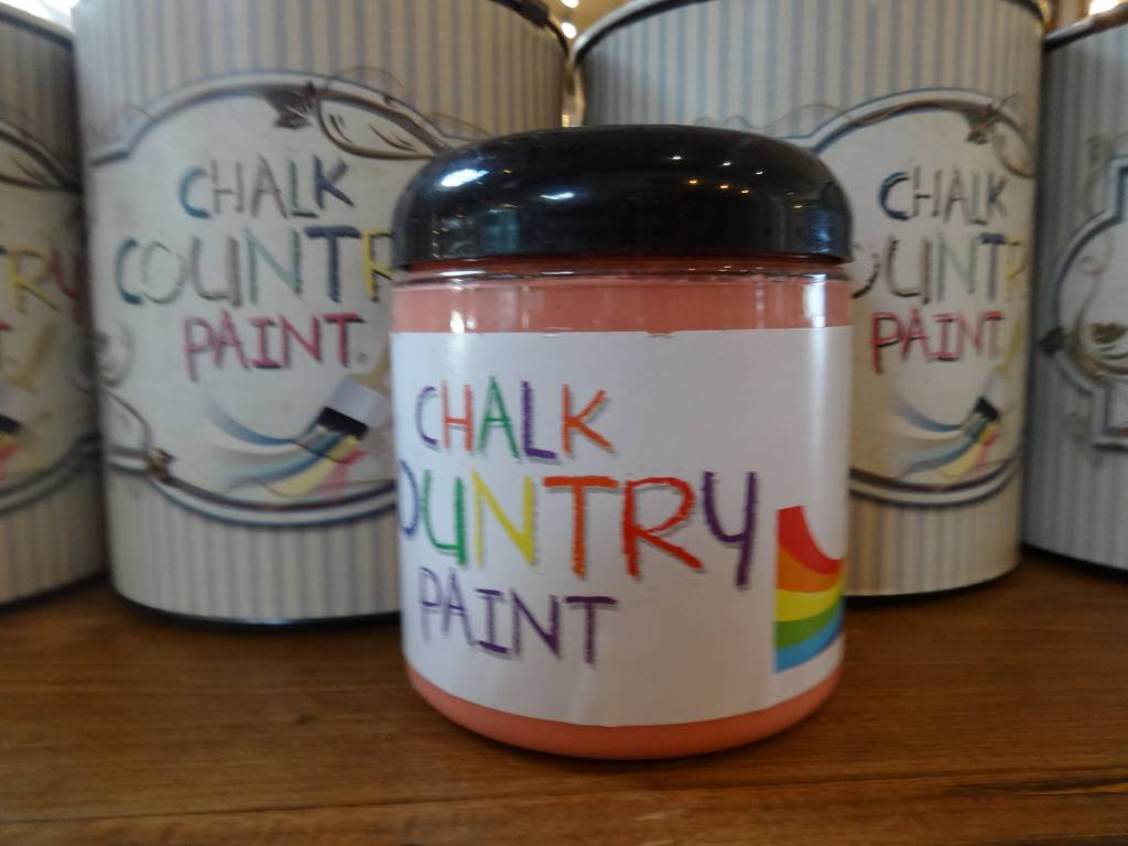 Chalk Paint - Coral Reef 8 Oz