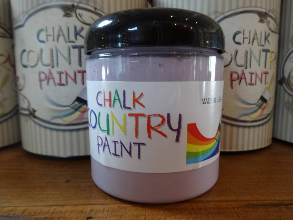 Chalk Paint - Winter's Purple 8 Oz