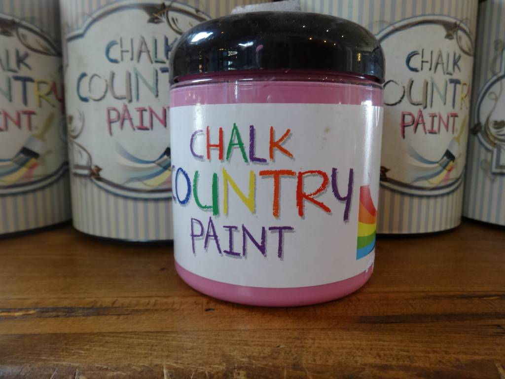 Chalk Paint - Raspberries 8 Oz