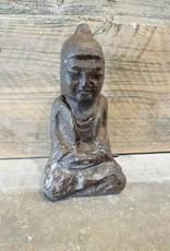 Sitting Stone Buddha