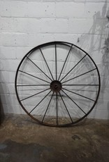 Iron Buggy Wheel