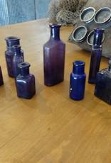 Vintage Purple Bottle