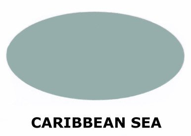 Chalk Paint - Caribbean Sea 1 Quart