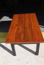 Hawaiian Kiawe Wood Coffee Table