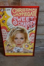 Signed Sweet Charity Poster
