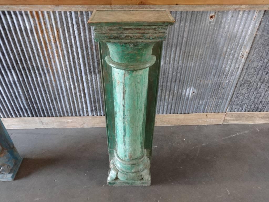 "41"" Green Half Column"