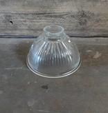 Clear Ridge Glass Vase