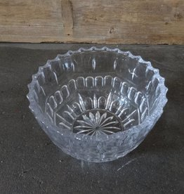 "6"" Glass Bowl"