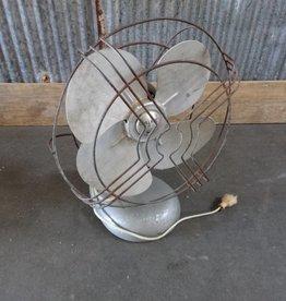 Vintage Jack Frost Metal Fan