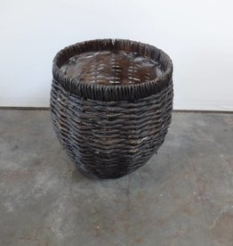 Dark Brown Basket