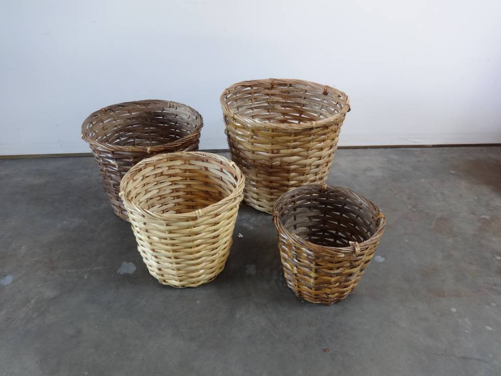 Reed Basket