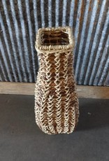 Brown Vase Basket