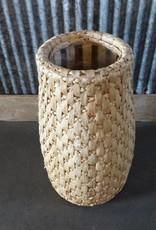 Tan Vase Basket