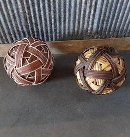 Small Woven Ball