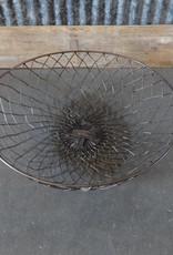 Woven Metal Basket