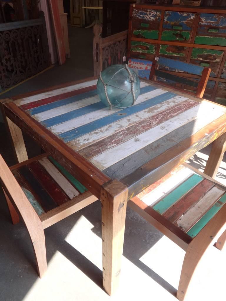 Square KK table