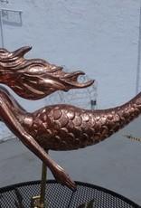 Mermaid weather vain