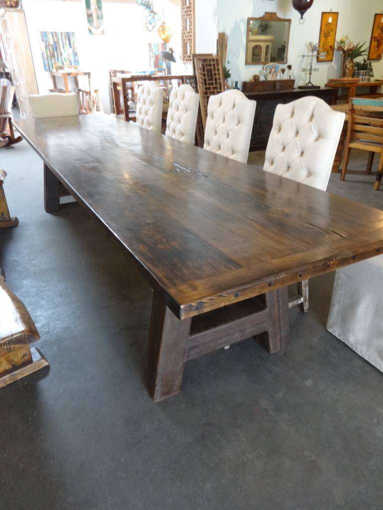 Cypress 12 foot table