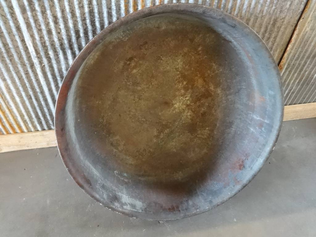 Big Copper vessel