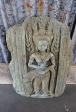 Small Buddha Plaque