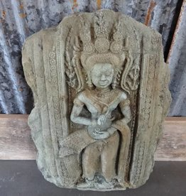 Small Buddha Plaque