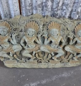 Dancing Buddha's Plaque