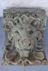 Lion Face Fountain
