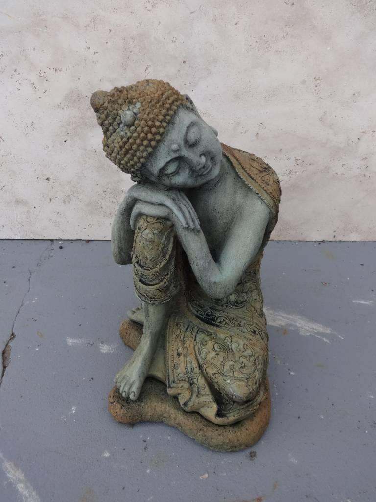 Resting Knee Buddha