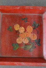 Asian Hand Painted Tray