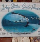Coudal Lucky Strike Print