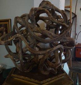 Monkey Ladder vine spheres