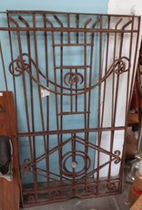 Metal iron work