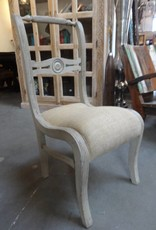 Brown shabby  chairs