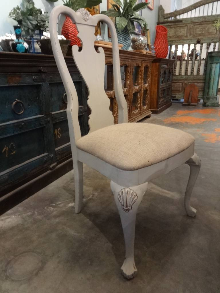 Shabby Shell Chair
