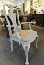 Shabby Shell Arm Chair