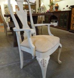 Shabby Shell Arm Chair